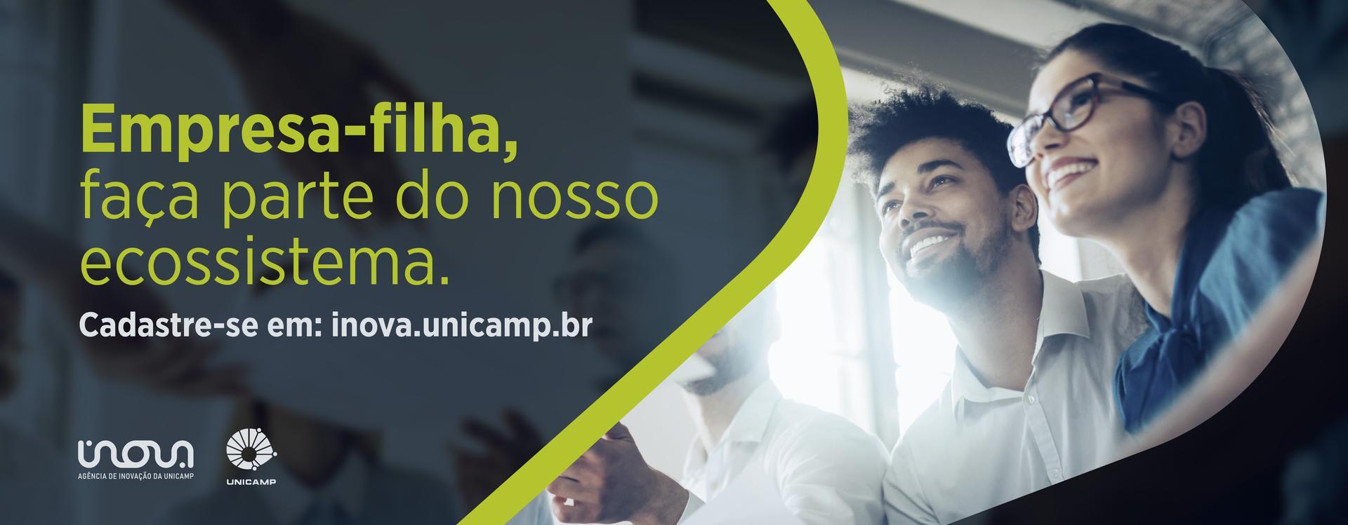 Ex-alunos empreendedores podem se cadastrar como empresas-filhas da Unicamp!