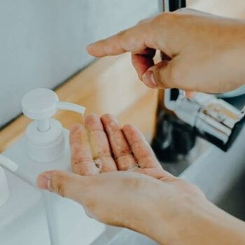 Is handwashing still important when you're self-isolating?