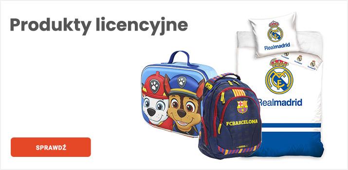 Produkty licencyjne