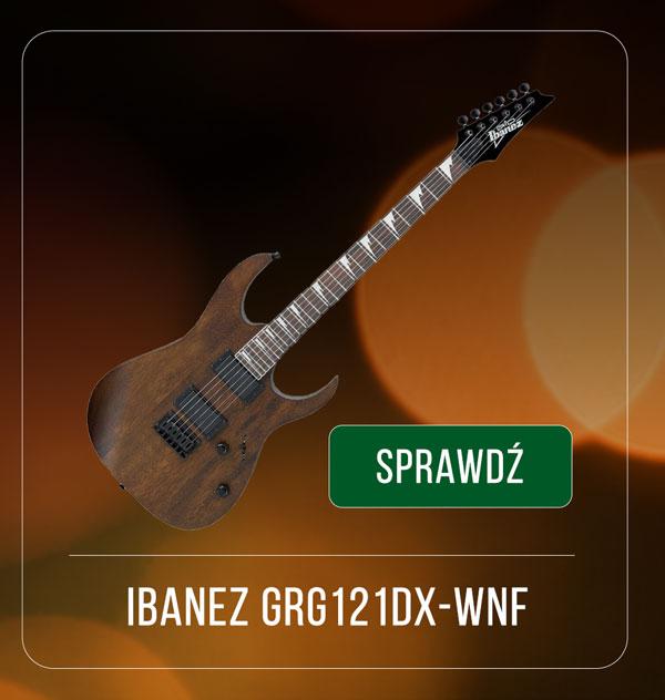 IBANEZ GRG121DX-WNF
