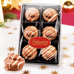 Jetzt Pralinen für den Weihnachtsteller bestellen...