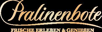 Logo Pralinenbote - Frische Erleben & Genießen