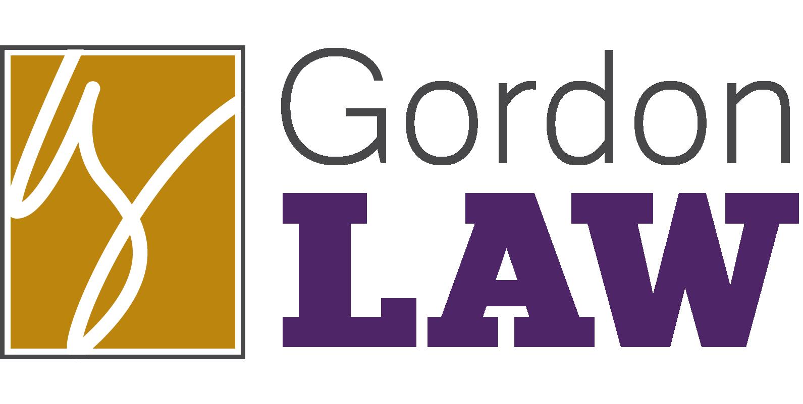 Gordon Law logo