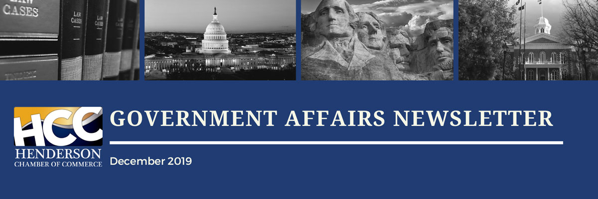 Government Affairs Newsletter