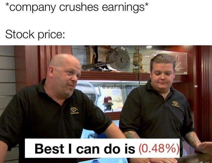 Company crushes earnings