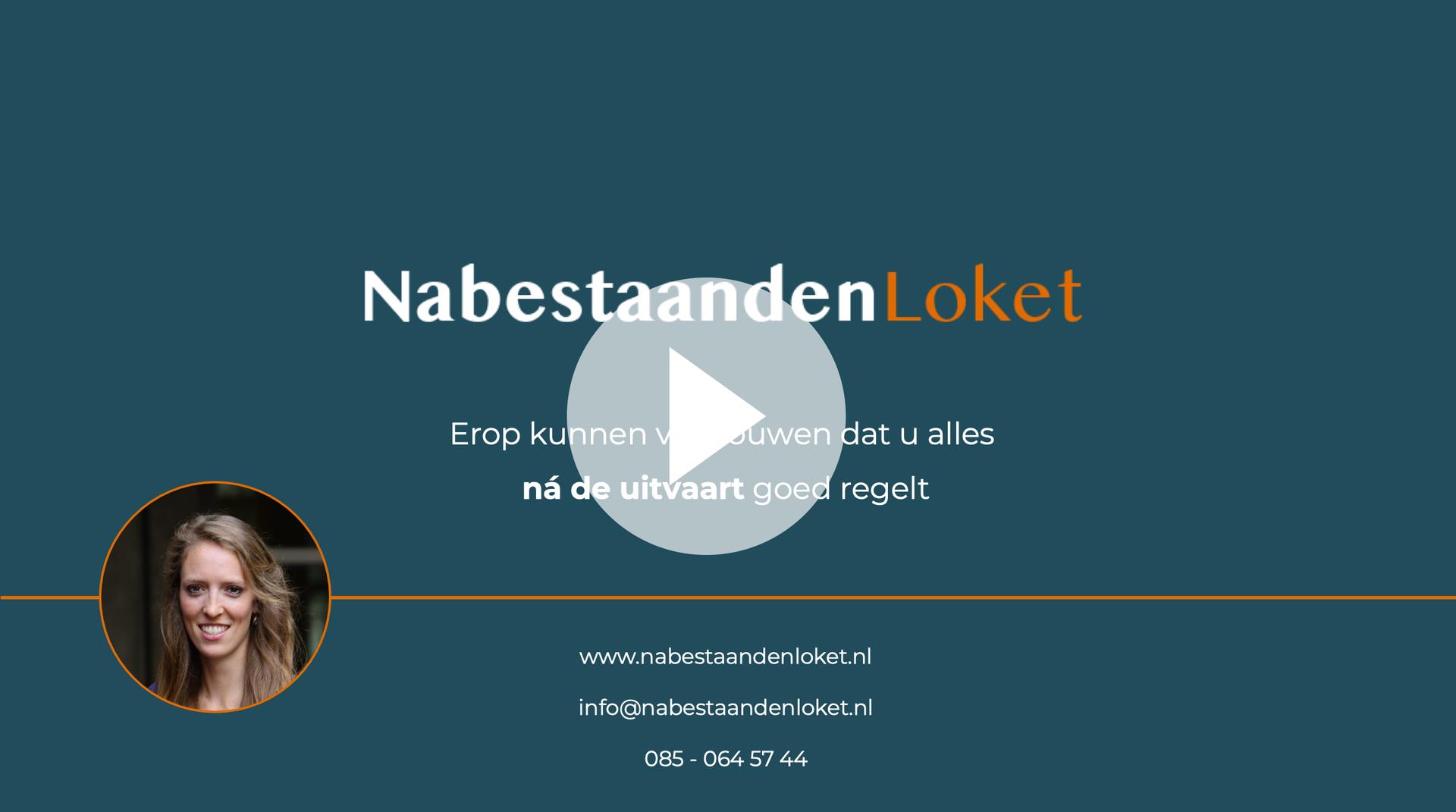 Uitleg NabestaandenLoket (filmpje)