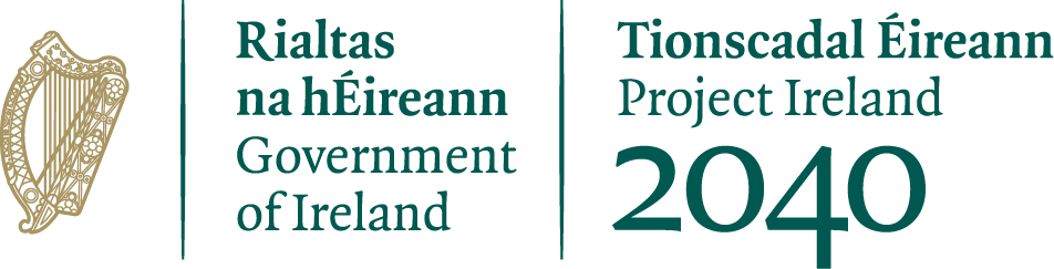 Project Ireland 2040 logo