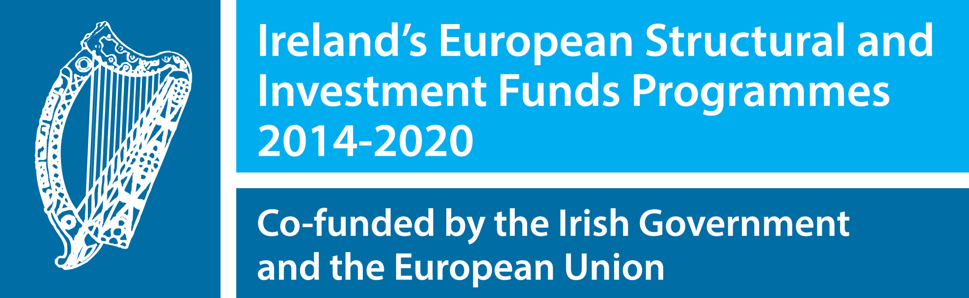Ireland European Structural and investment funds programme logo