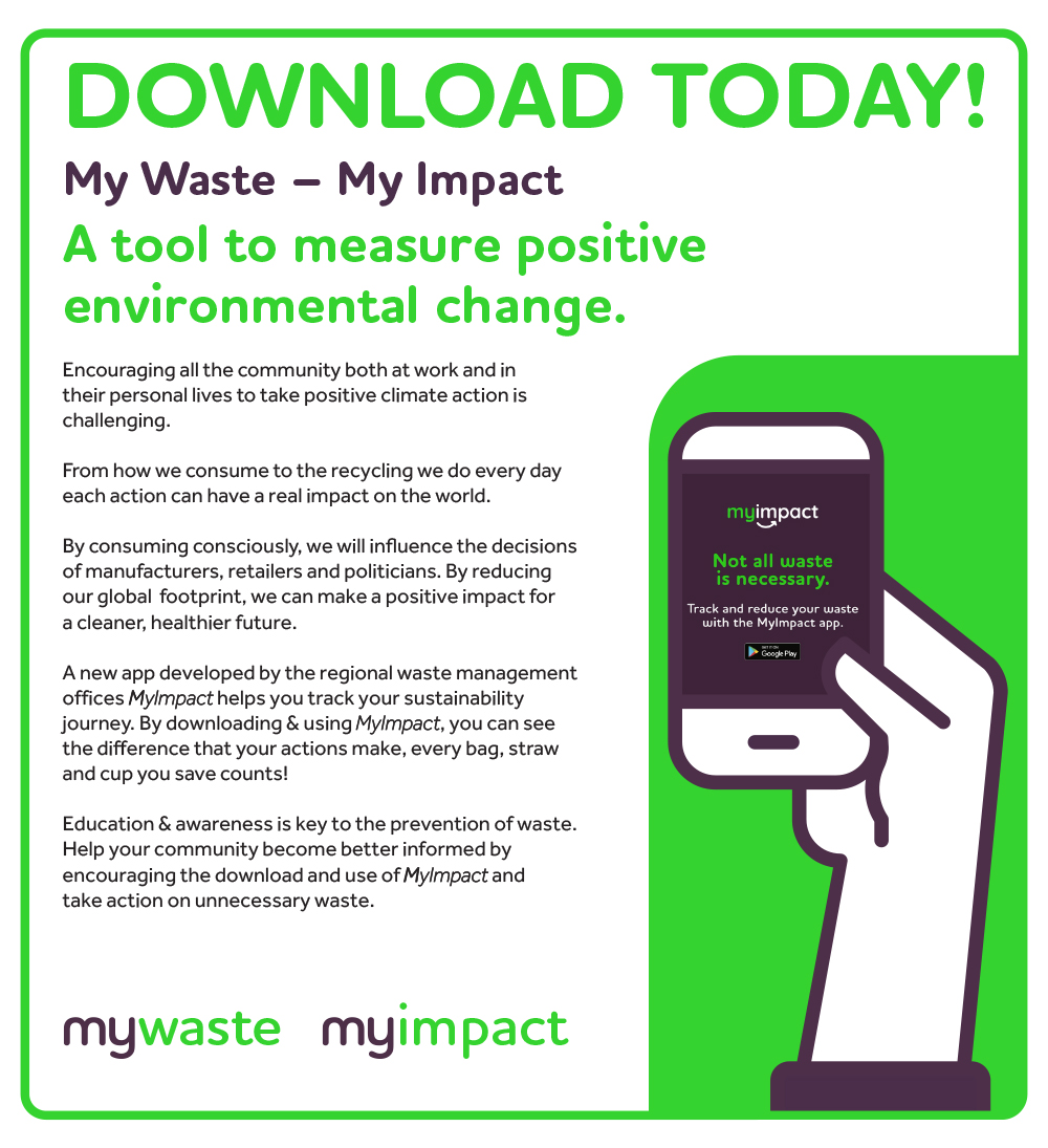My Waste-Impact -A tool to measure positive environmental change