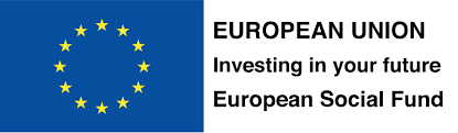 Eu investing in your future European social fund logo