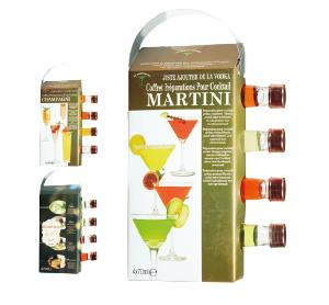 Kit mélanges à cocktails