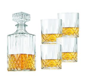 Coffret à whisky