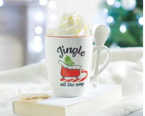 Mug + préparation au chocolat