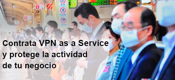 Contrata VPN as a Service