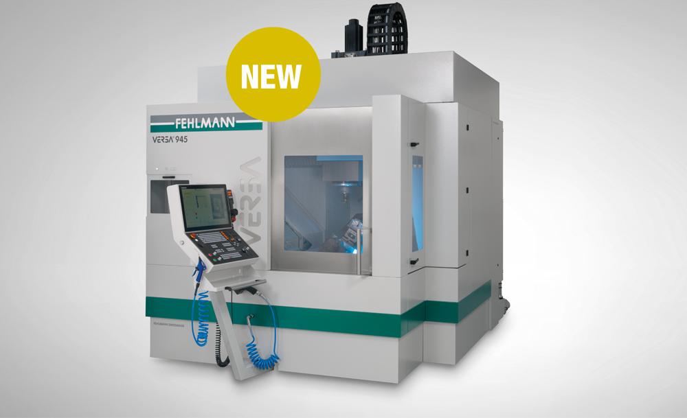 FEHLMANN VERSA 945, machining center in portal design
