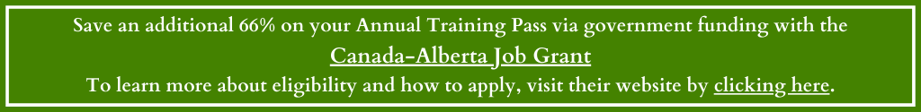 Canada-Alberta Job Grant