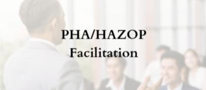 PHA/HAZOP Facilitation