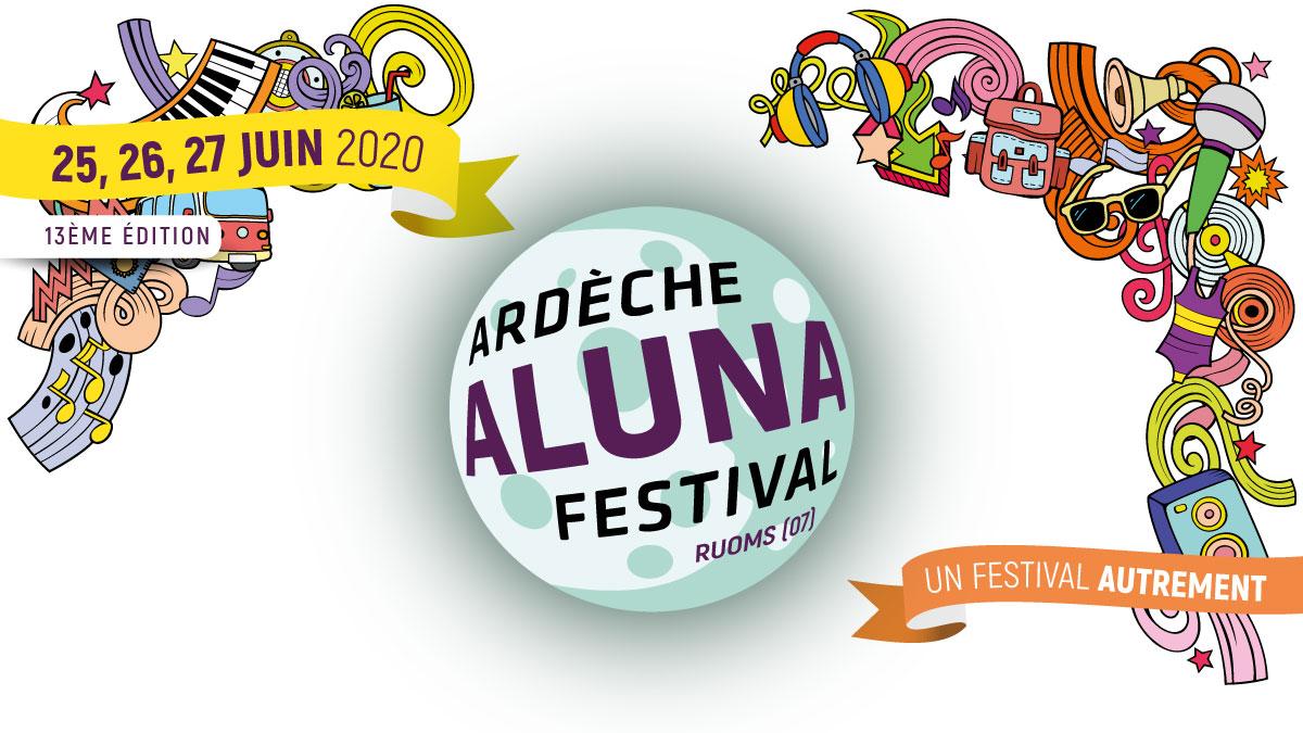 Ardèche Aluna Festival 2020