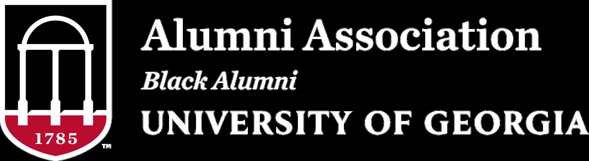 UGA Black Alumni logo
