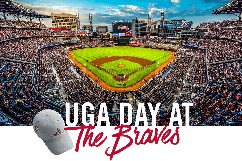 UGA Day at the Braves