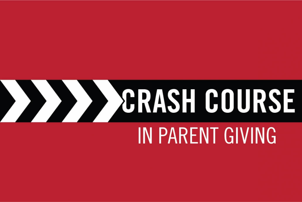 Crash Course in Parent Giving