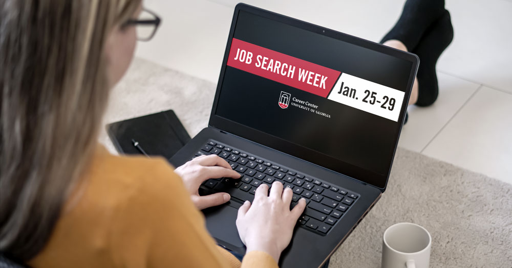 Job Search Week: Jan. 25-29
