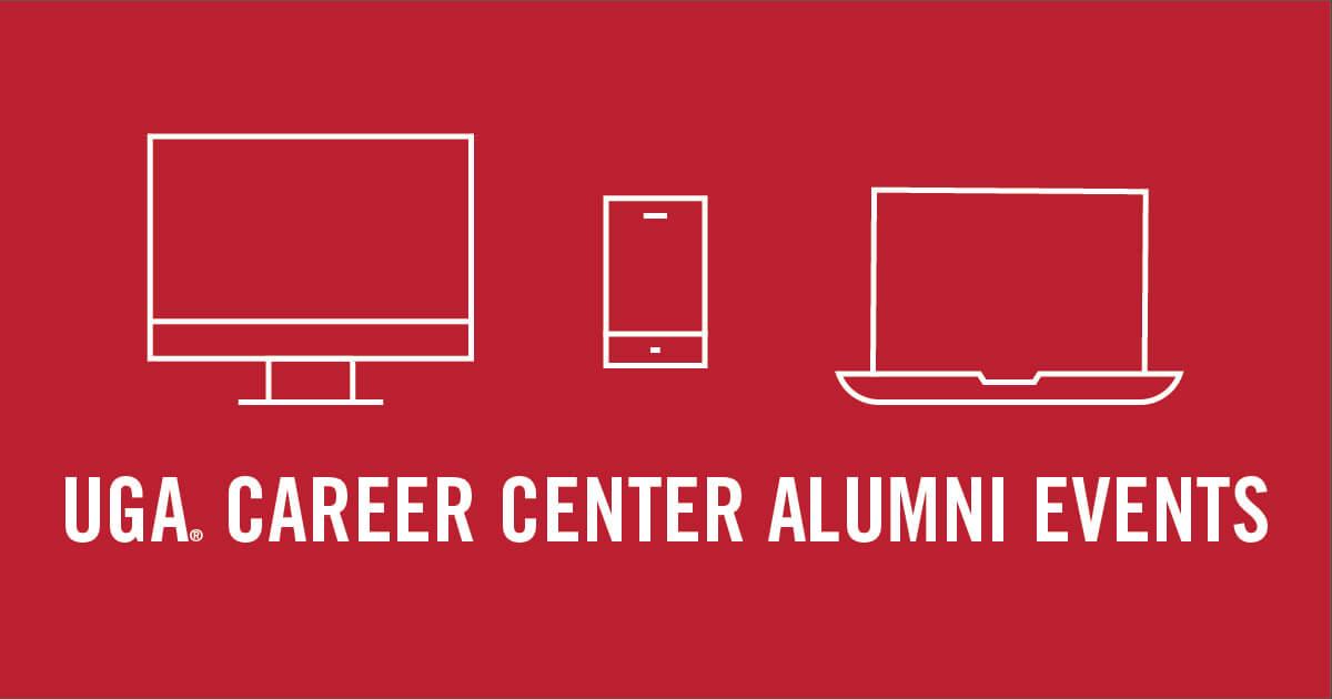 UGA Career Center Alumni Events