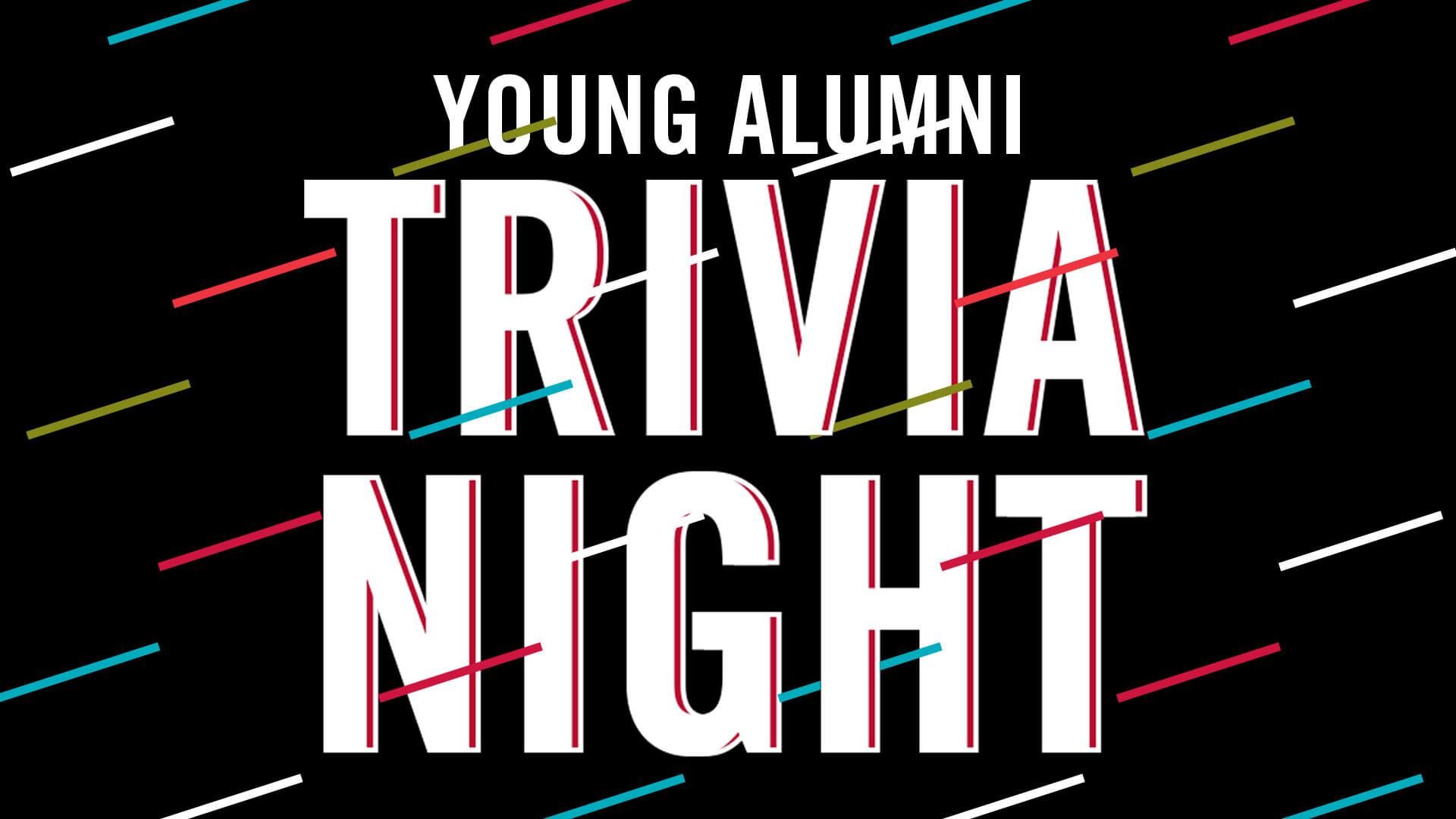 Young Alumni Trivia Night