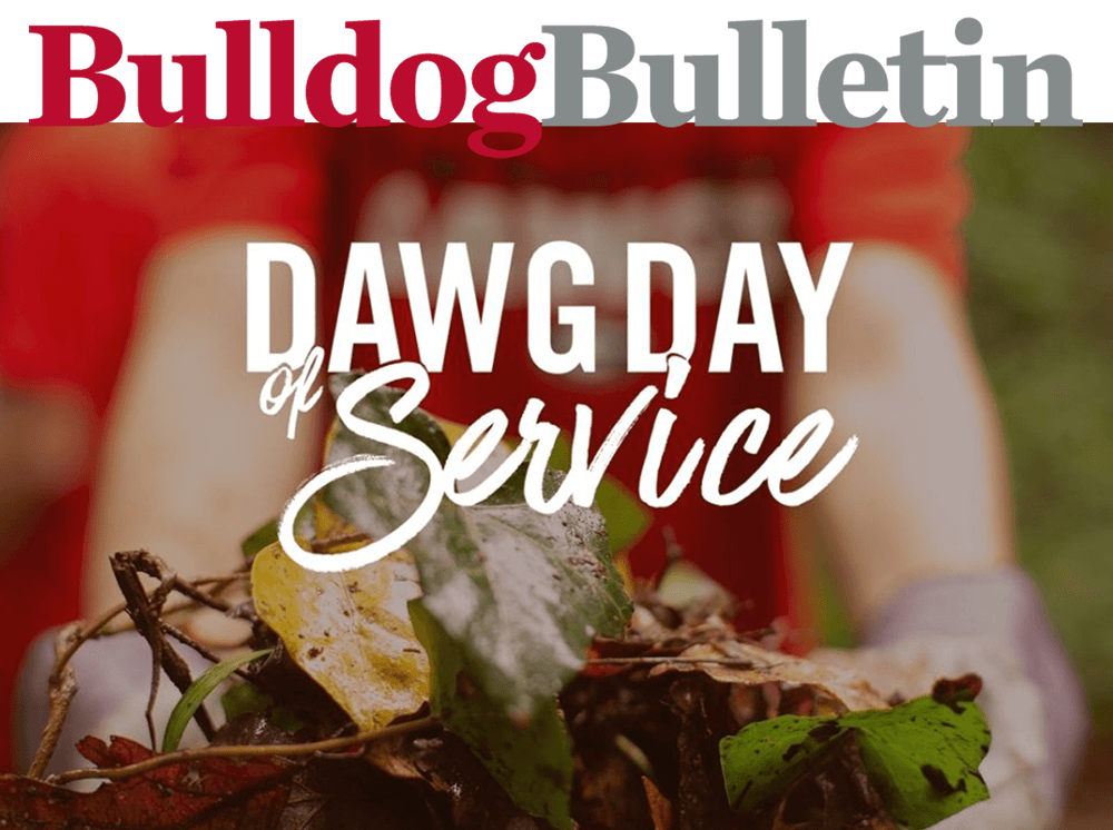Dawg Day of Service -