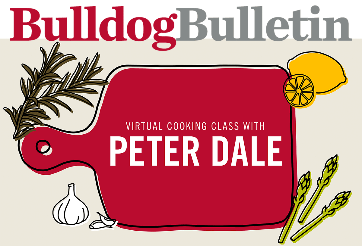Young Alumni Cooking Class with Peter Dale (ABJ '99)
