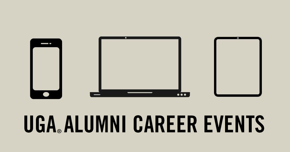 UGA Alumni Career Events