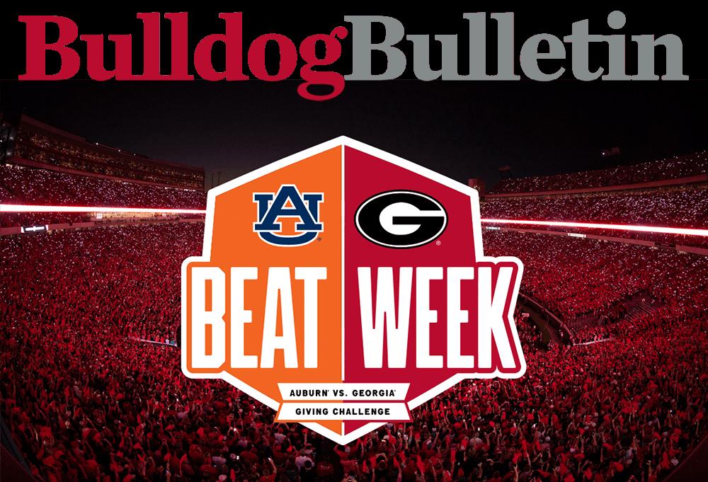 Bulldog Bulletin - Beat Week