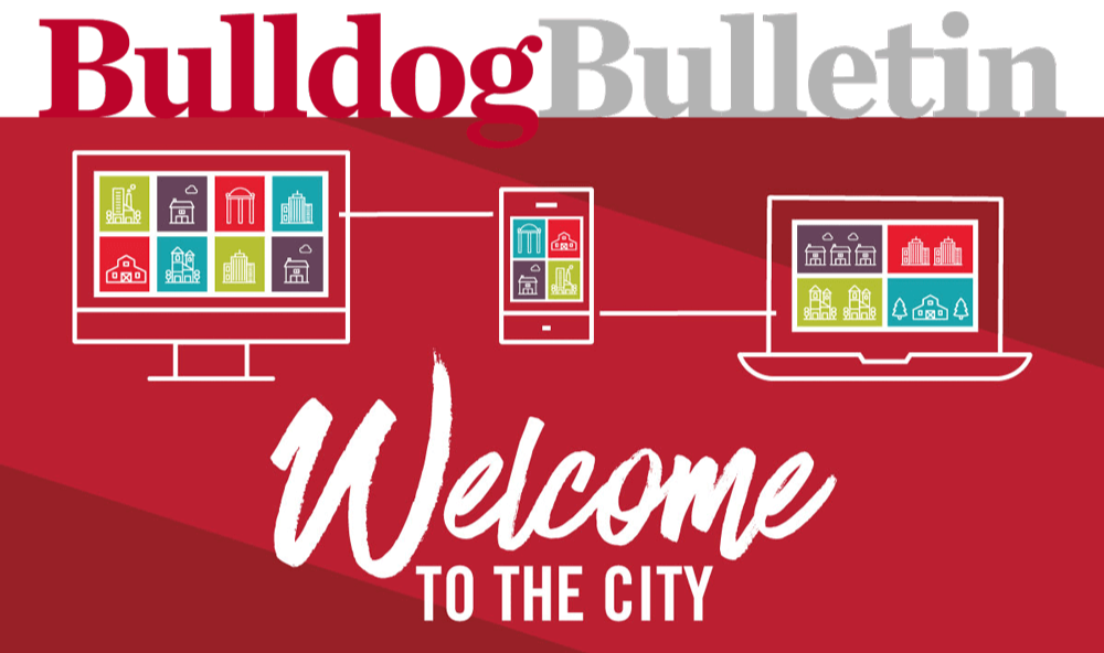 Bulldog Bulletin, August 2020 - Welcome to the City!