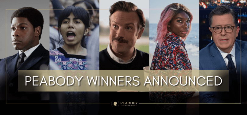 Peabody Winners Announced