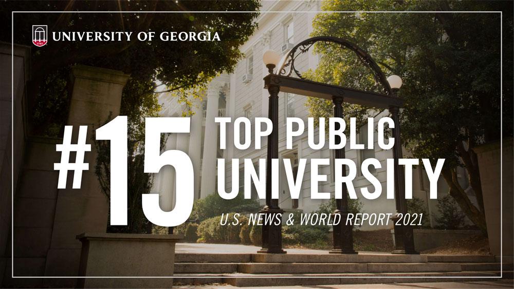 #15 Top Public University